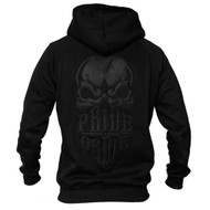 Pride or Die Reckless Mens Hoodie Black