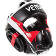 Venum Elite Head Guard Black One Size