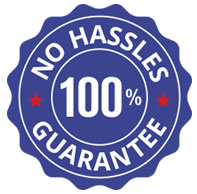 No Hassles Guarantee