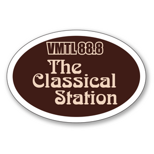 "3"" X 2"" ONE Color Oval Decals"