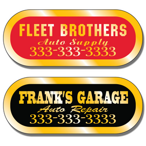 Service Stickers