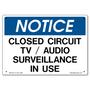 Closed Circuit TV and Audio Surveillance