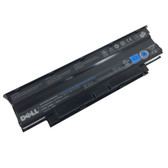Dell 6 Cell Battery Front View