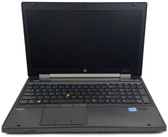 "HP Elitebook 8570w, Intel Core i7-3630QM 2.4GHz, 8GB/160GB SSD, 15.6"" HD+, NVIDIA Quadro, Webcam, Windows 7"