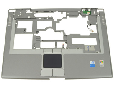 Palmrest Assembly with Touchpad Front View