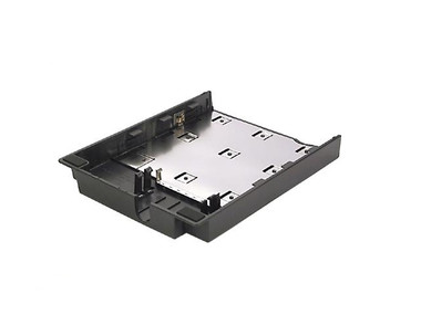 Floppy Disk Drive Cradle Back Side View