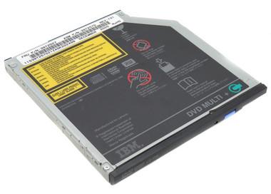 Lenovo Multi-Burner Slim Ultrabay DVD+/-RW Drive Gallery View