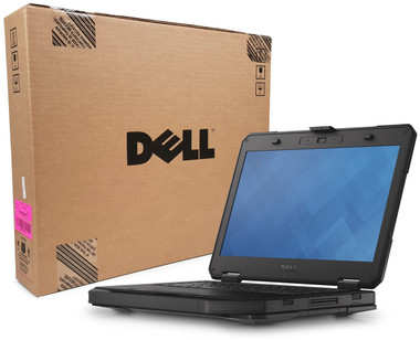Dell Rugged 5404 Gallery View