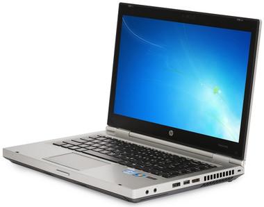 HP Elitebook 8470P Front Left View