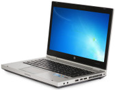 HP Elitebook 8470P Front Left View
