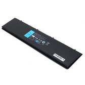 Dell Original 4 Cell 47Whr 7.4V Laptop Battery for Dell Latitude E7440 451-BBFV Front View