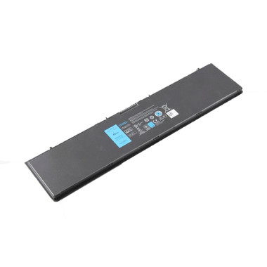 New Dell Original 4 Cell 45Whr Laptop Battery for Dell Latitude E7240 451-BBFX HJ8KP Front View