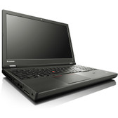 "Lenovo Thinkpad T540p, i5 -4300M- 2.6GHz, 8G/500G HDD, 15.6"" HD, Webcam, DVD, Win 10 Pro. 64 (20BFS02S01)"
