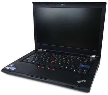 Lenovo Thinkpad T420 Front View