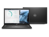 Dell Latitude 7480 Ultrabook Front and Back Side View