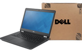 "Dell Latitude 5480, Intel Core i7-6600U, 8G RAM/256G SSD, 14"" Display, Intel Graphics 520, W10 Pro, CAM, 6M Dell WRTY"