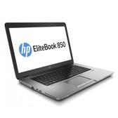 "HP Elitebook 850 G1, i5 4200U, 4G RAM/180G SSD, 15.6"" Display, Webcam, Finger Reader, Win 7 Pro (E3W21UT)"