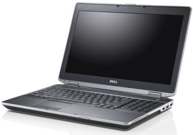 Dell Latitude E6530 Front Right View