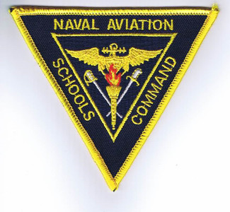 Naval Aviation Schools Command Instructor Patch