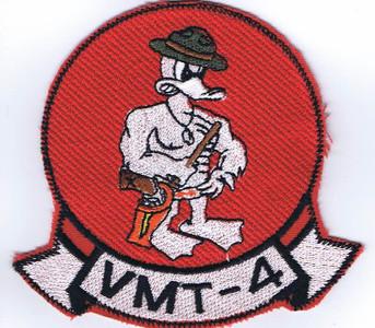 VMT-4 Warbucks patch