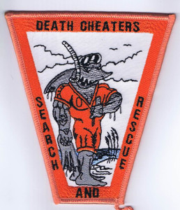 Death Cheaters Search and Rescue patch