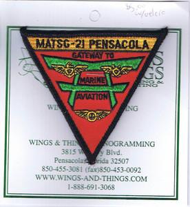 MATSG-21 Pensacola