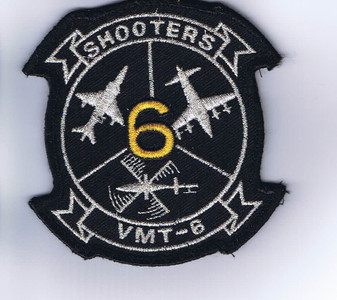 VMT-6 Shooters patch