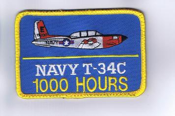 T-34C Hours