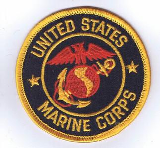 USMC shoulder patch