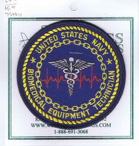 Biomedical Equipment Technician patch