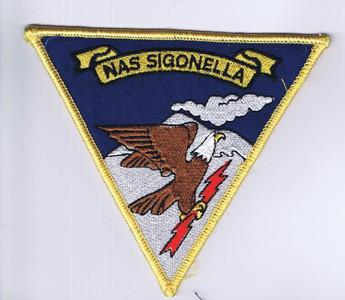 NAS Sigonella patch