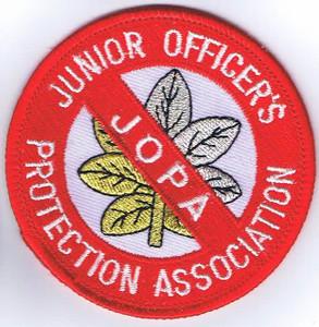 Junior Officer's Protection Association (JOPA)