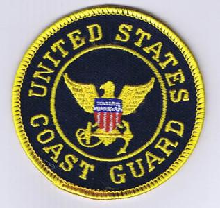 United States Coast Guard shoulder patch