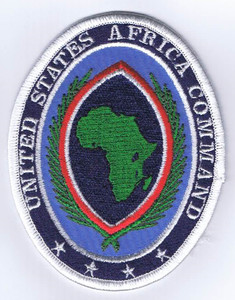 United States Africa Command Patch