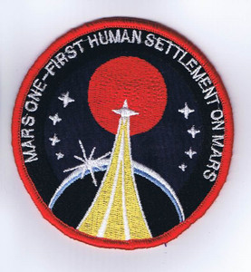 Mars One Mission Patch
