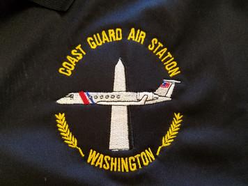 USCG Air Station Washington DC Shirt