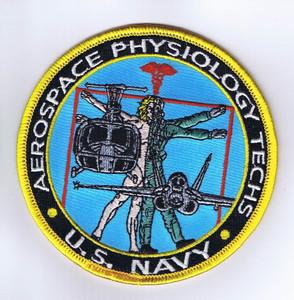 Aerospace Physiology Techs