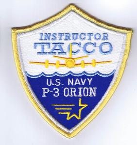 P-3 Orion Shield Patch