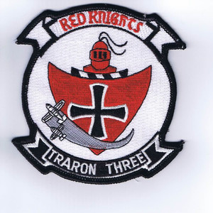 VT-3 Red Knights Patch