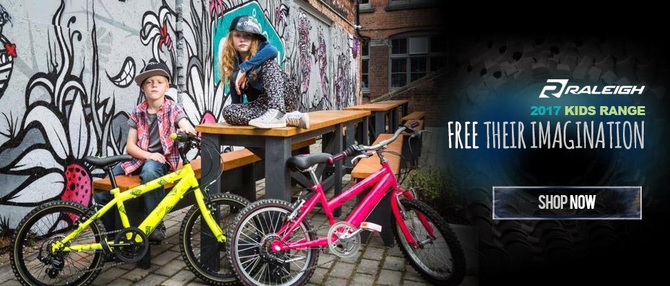 Kids Bike Raleigh