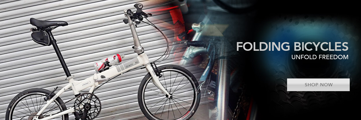 Folding Bikes for Commuting Freedom