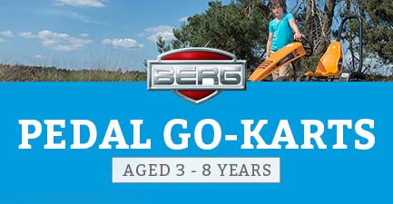 Go Karts Ages 3-8