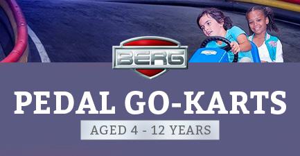 Go Karts Ages 4-12