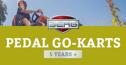 Go Karts Ages 5+