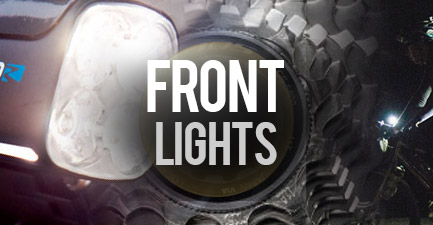 Front Lights