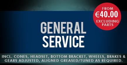 General Bike Service and Repairs