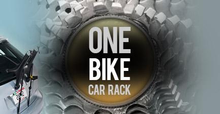 One Bike Car Rack