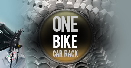 One Bike Car Rack