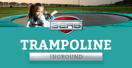 Trampoline Inground