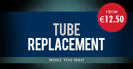 Bicycle Tube Replacement